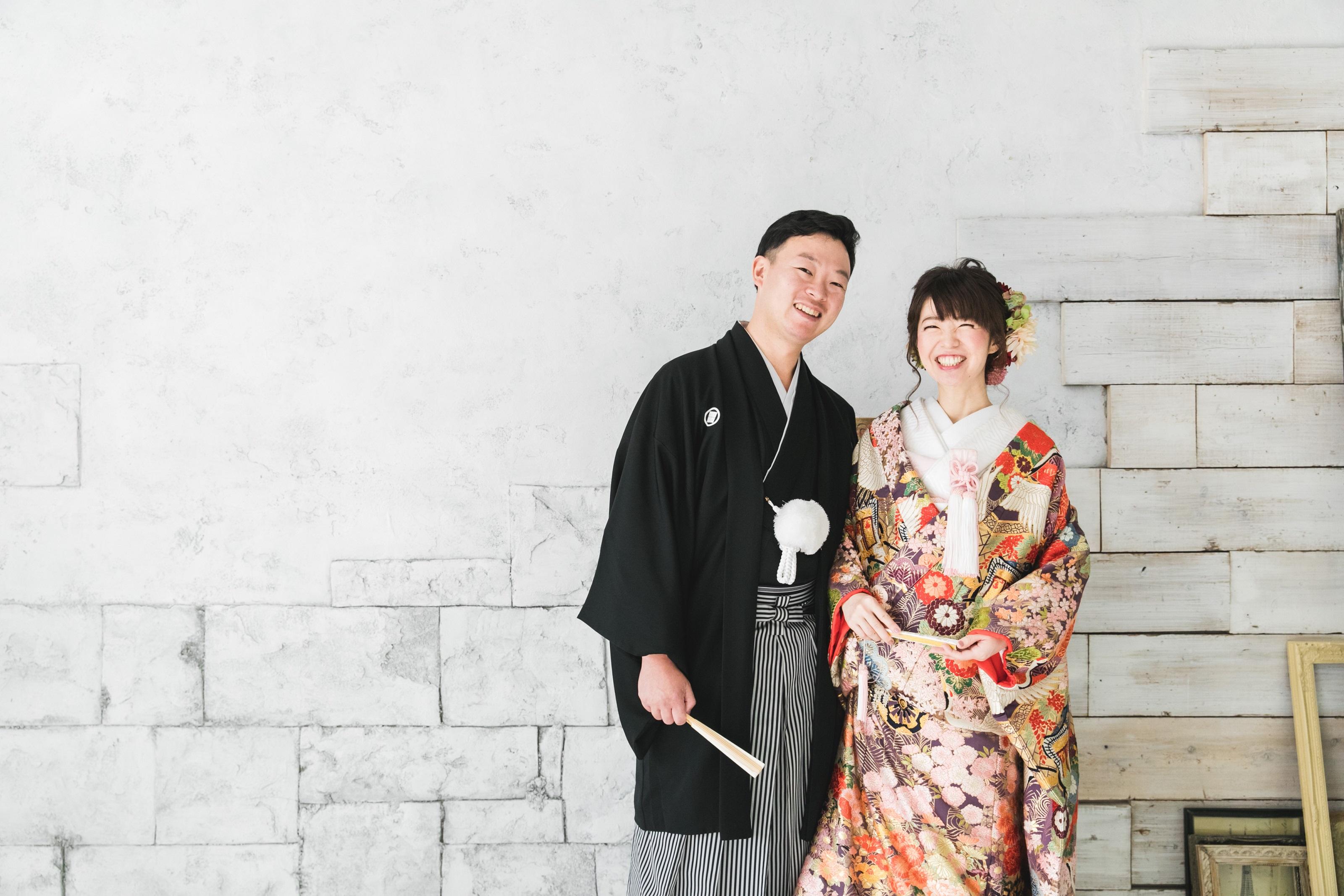 和装スタジオ前撮り 2019.8.3 写真