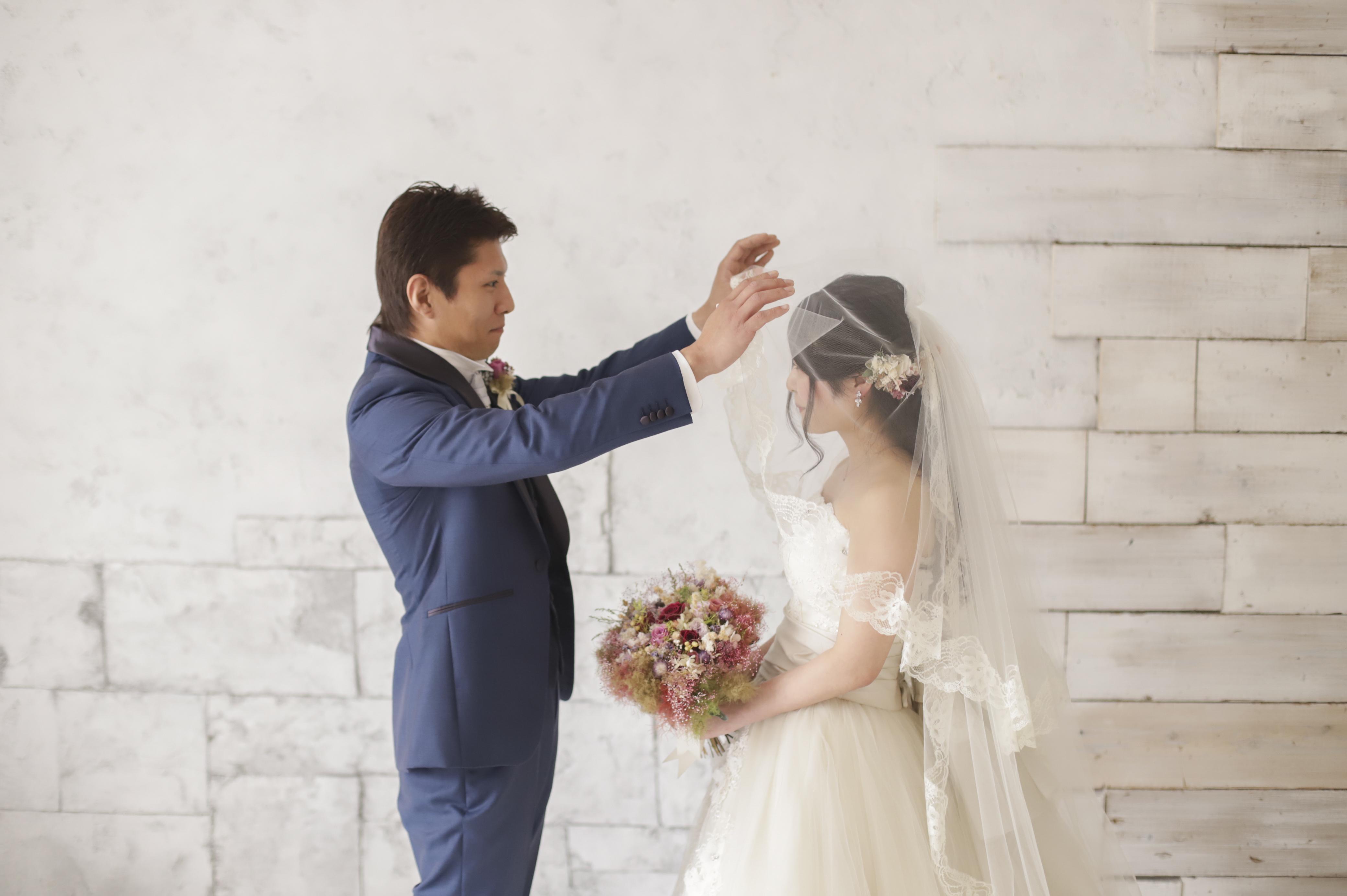 スタジオナシェレにて フォト婚 2020.05.23 写真