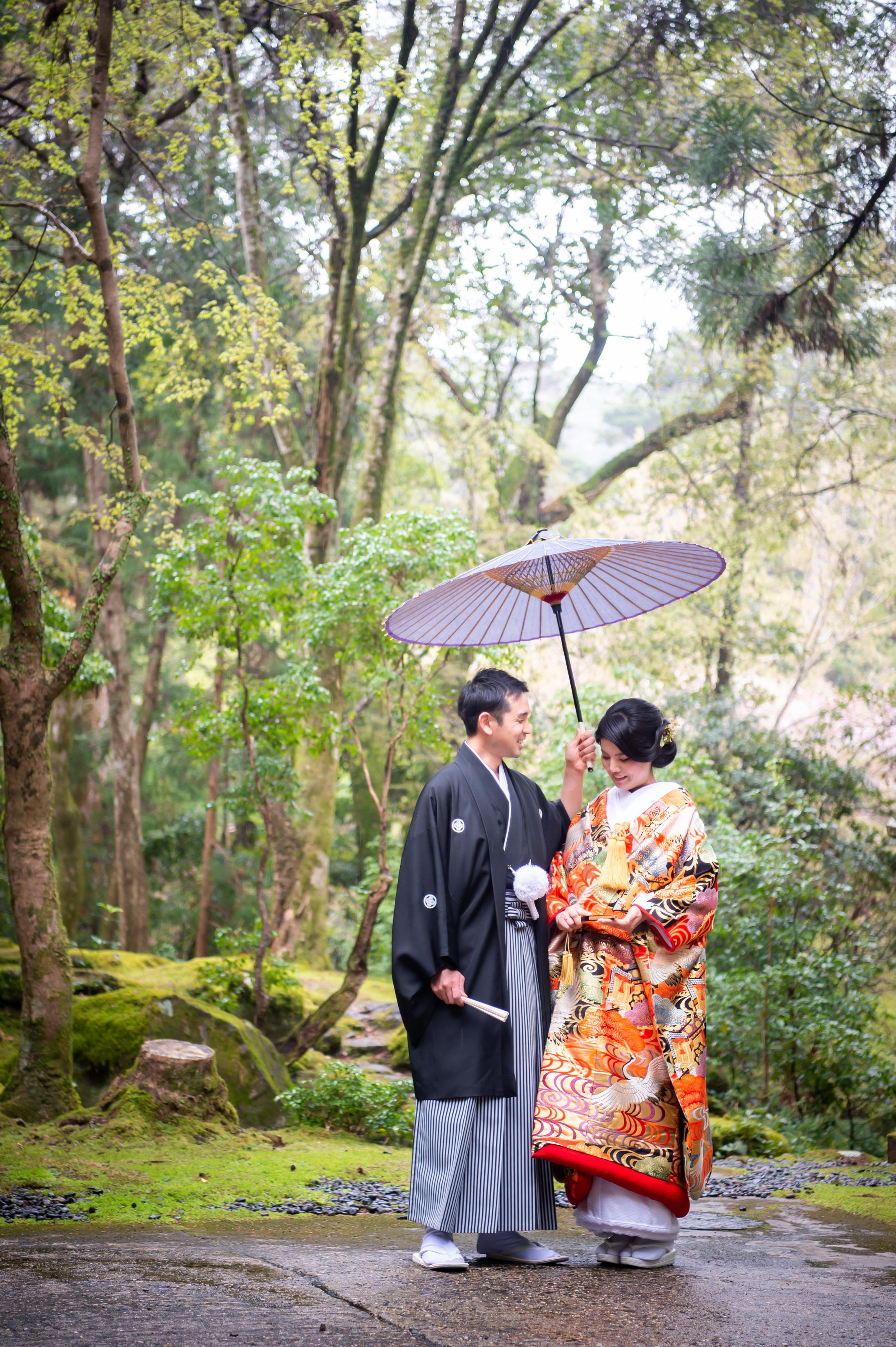 1年越しの結婚式 写真